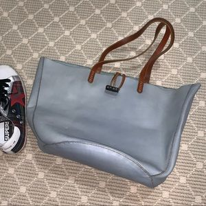 Used Henry Cuir Leather Bag